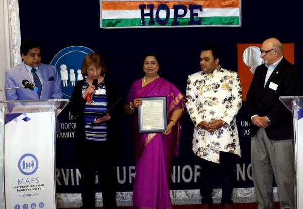 Mrs. Kumar Proclamation